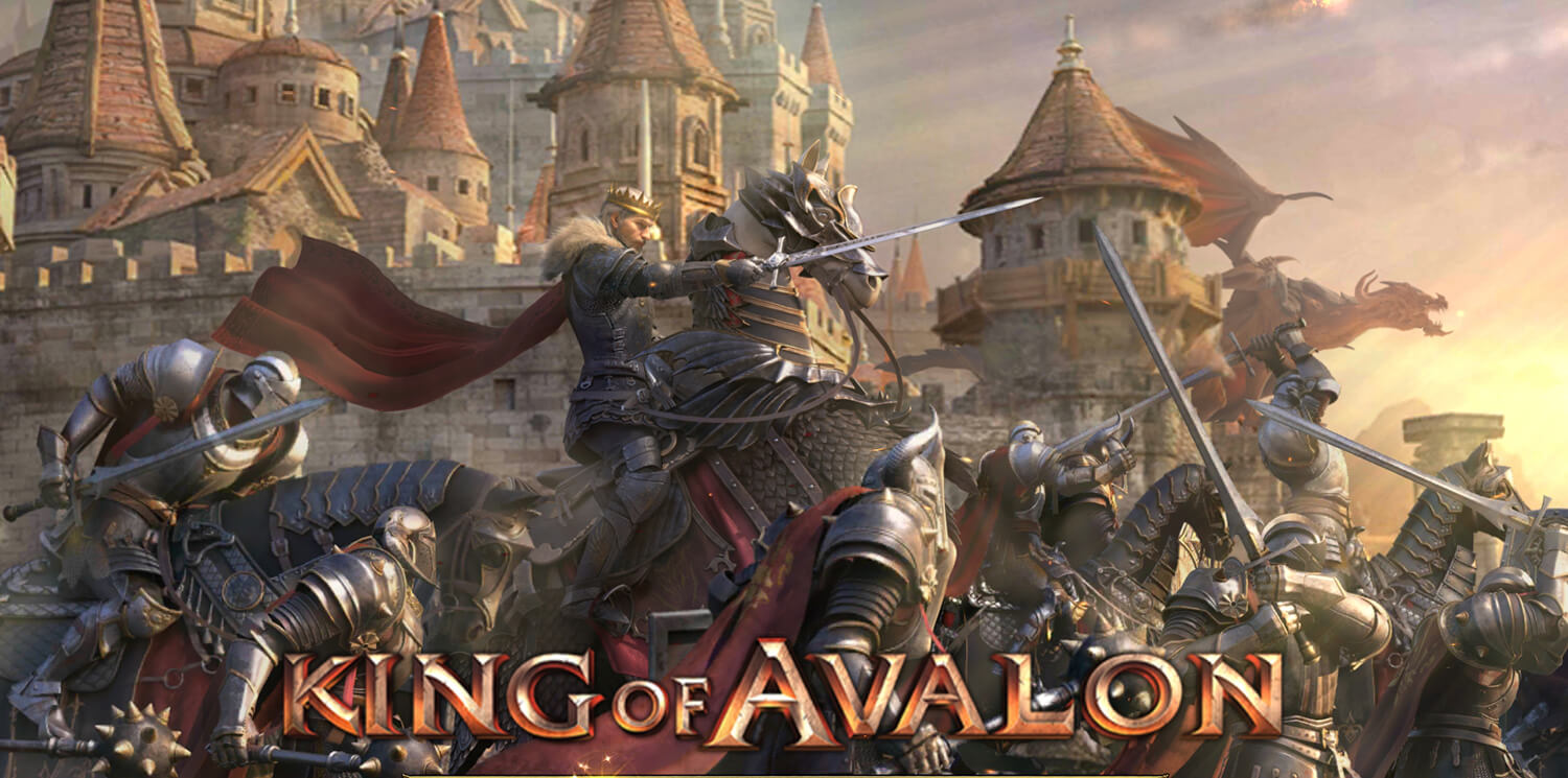 Free Download Game King of Avalon on PC Version