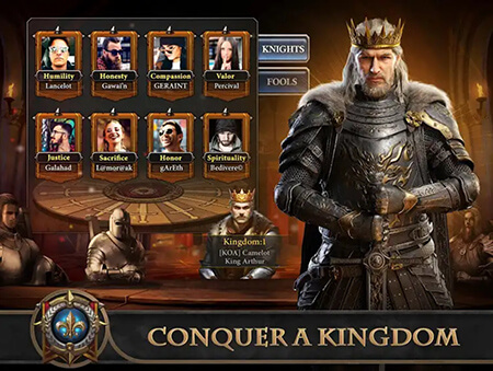 King of Avalon online